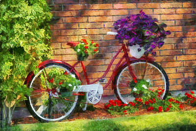 Bicycle By Doug Hagadorn Poster