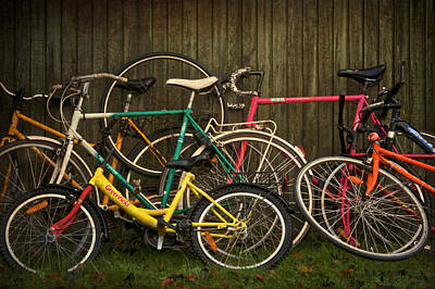 Bicycle Jam Poster