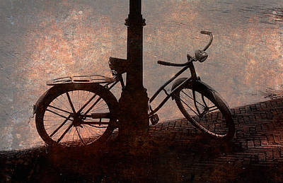 Bicycle Poster by John Cardamone