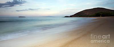 Big Beach Makena Maui Hawaii Poster by Dustin K Ryan