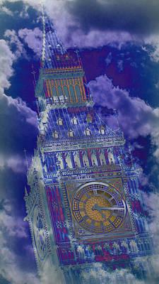 Big Ben 17 Poster by Stephen Stookey