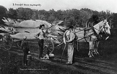 Big Fish, 1910 Poster
