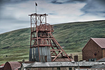 Big Pit Colliery Poster