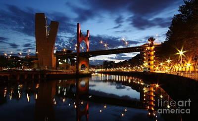 Bilbao 1 Poster