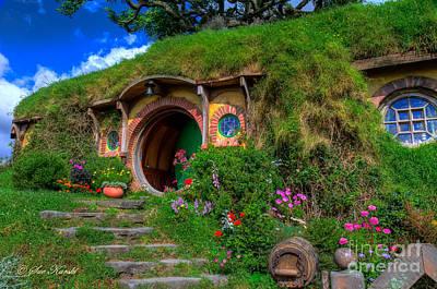Bilbo Baggin's House 5 Poster