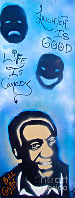 Bill Cosby Poster by Tony B Conscious