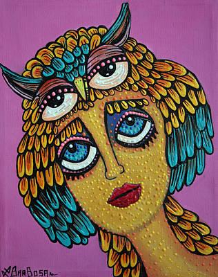 Bird Brain Poster