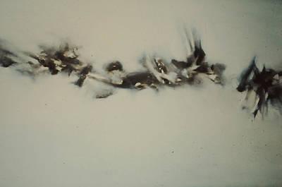 bird in flight - by Jeremy Johnson Poster