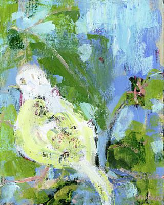 Birdy Birdy II Poster by Pamela J. Wingard