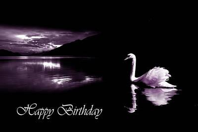 Birthday Greetings Poster by Mal Bray