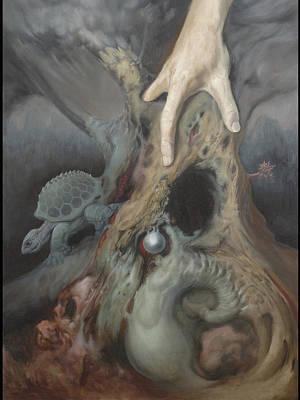 Birthing Tree. Poster