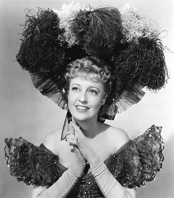 Bitter Sweet, Jeanette Macdonald, 1940 Poster by Everett