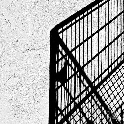 Black And White Poster by Arne Hansen