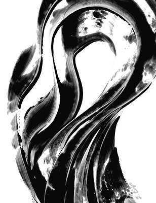 Black Magic 306 By Sharon Cummings Poster