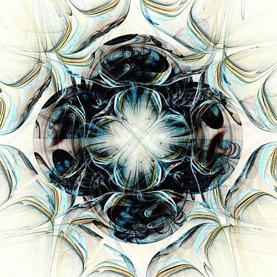 Black Pearls Poster by Anastasiya Malakhova