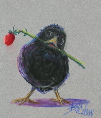 Blackbird Love Poster