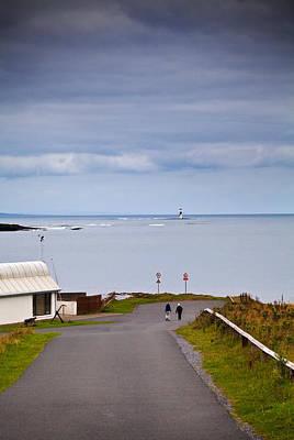 Blackrock Lighthouse, Off Rosses Point Poster