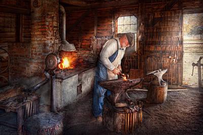 Blacksmith - The Smith Poster
