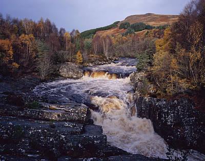 Blackwater Falls - Scotland Poster