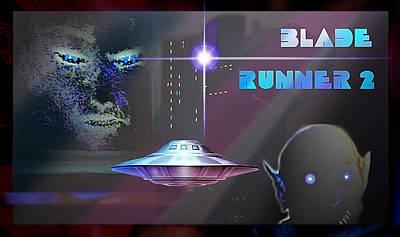 Blade Runner 2 Poster