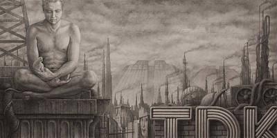 Blade Runner Poster by Jose Luis Munoz Luque