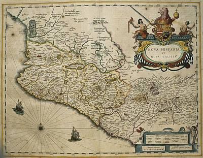 Blaeu, Willem Janszoon 1571-1638 Blaeu Poster by Everett