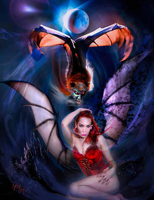 Blood Wings Poster