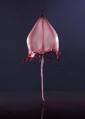 Bloody Hood Poster