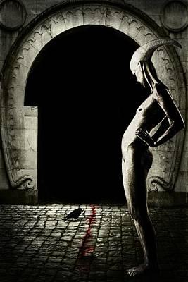 Bloody Monday Poster by Johan Lilja