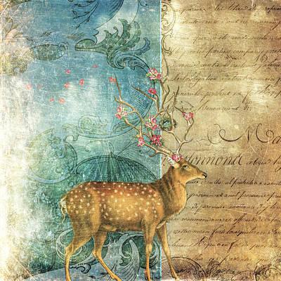 Bloom Poster by Aimee Stewart