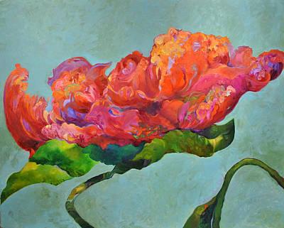 Bloom Within Poster by Debra Benditz