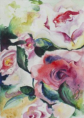 Blossom Parade Poster by Kelly Johnson