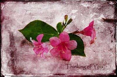 Blossom Poster by Randi Grace Nilsberg