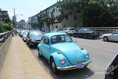 Blue Bug Poster
