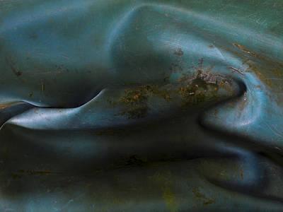 Blue Dream Poster by Dorin Stef