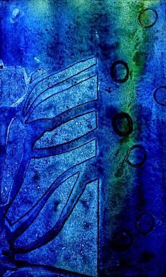 Blue  IIi  Poster