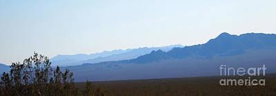 Blue Nevada Poster