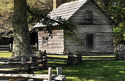 Blue Ridge Cabin Poster