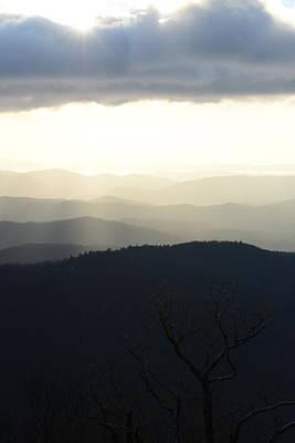 Blue Ridge Mist 2 Poster