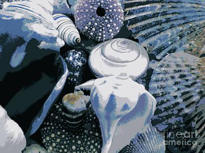 Blue Shells Poster