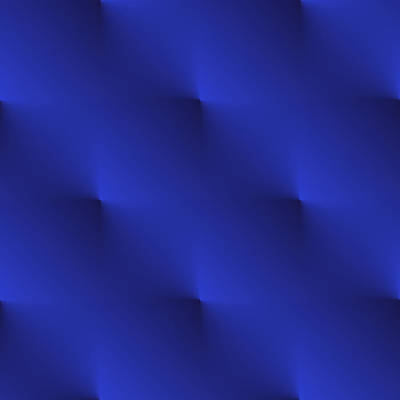 Blue Velvet Poster by Valentino Visentini