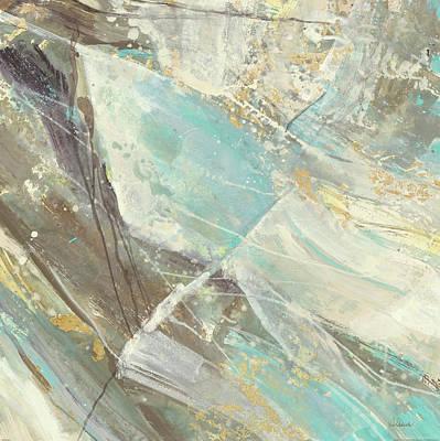 Blue Water I Poster by Albena Hristova