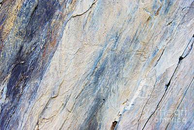 Bluestone - Cleaving Stone Poster by Michal Boubin