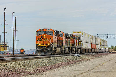 Bnsf8071 Poster