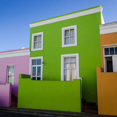 Bo Kaap Colour Poster