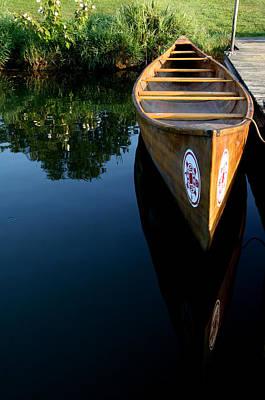 Boat 2 Poster by Sandy Fraser