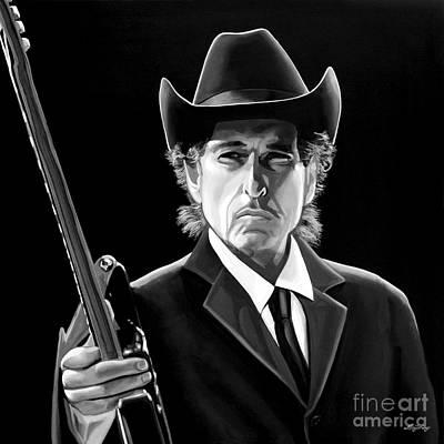 Bob Dylan 2 Poster
