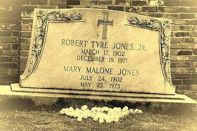 Bobby Jones Poster