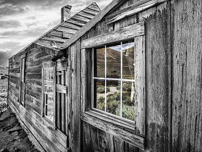 Bodie Gold Mining Ghost Town Poster