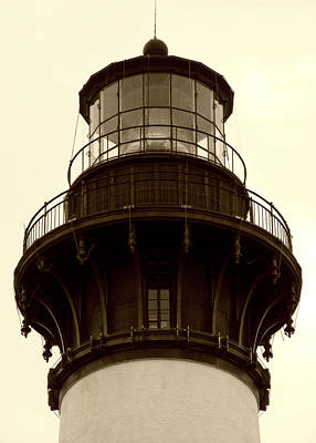 Poster featuring the photograph Bodie Island Light Iv by Kelly Nowak